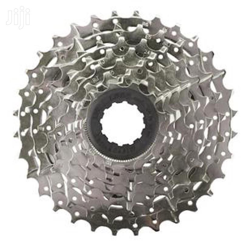 Archive: Speed Cassette