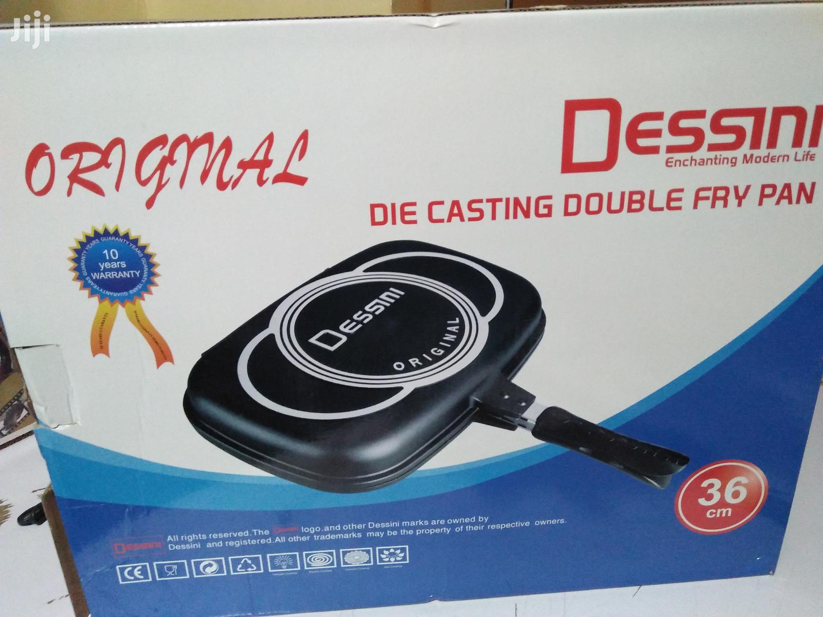 Dessini Double Grill Non-stick Pressure Pan 36cm | Kitchen & Dining for sale in Nairobi Central, Nairobi, Kenya
