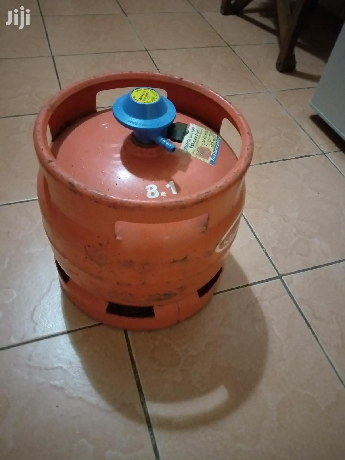 Archive: Gas Cylinder For Sale