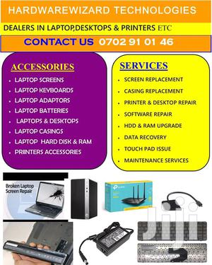 Laptop Parts and Repair Services | Repair Services for sale in Nairobi, Nairobi Central