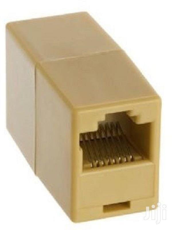 RJ45 Ethernet Cable Coupler