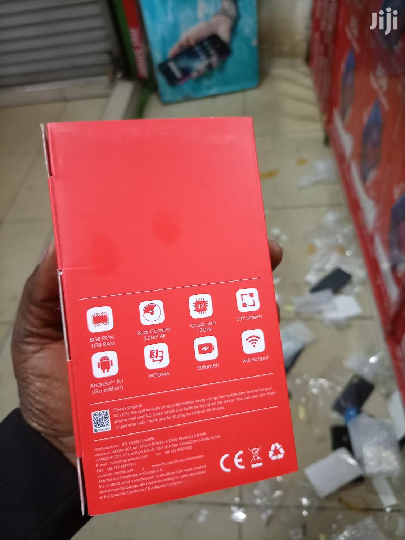 New Itel A14 8 GB Black | Mobile Phones for sale in Nairobi Central, Nairobi, Kenya