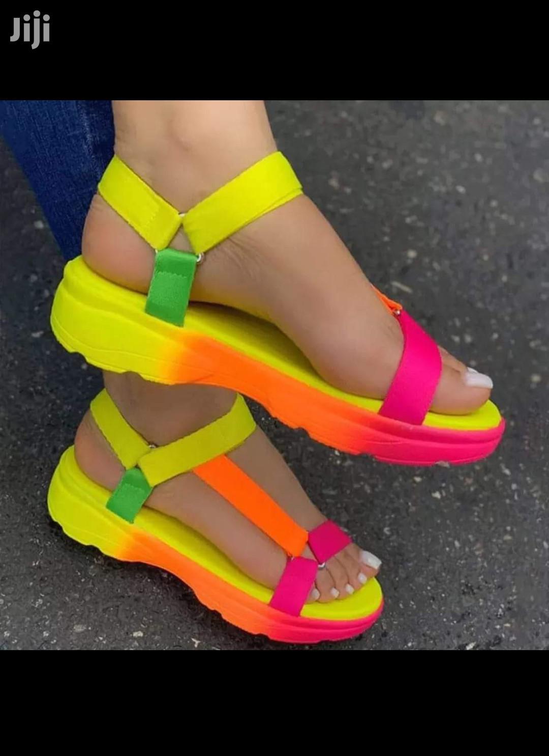 Comfortable Ladies Flat Shoes