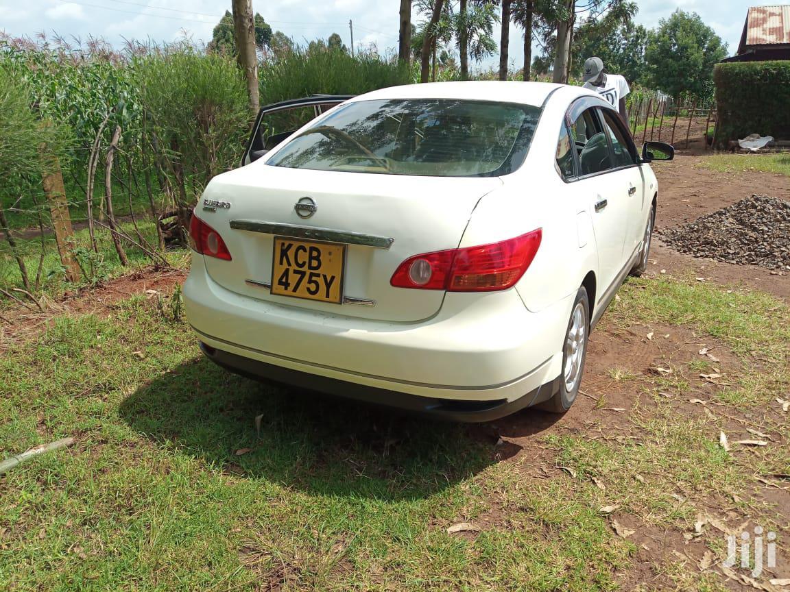 Nissan Bluebird 2007 White | Cars for sale in Eldoret CBD, Uasin Gishu, Kenya