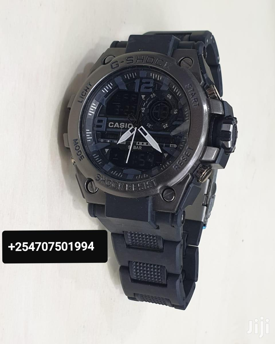 G-Shock Casio Protection Watch