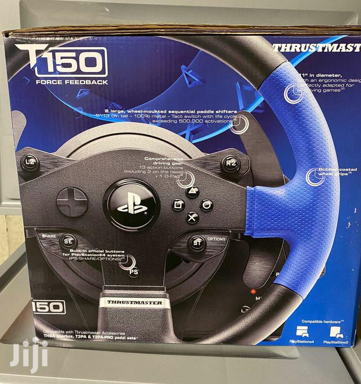 RS Thrustmaster T150 For Ps4 Force Feedback