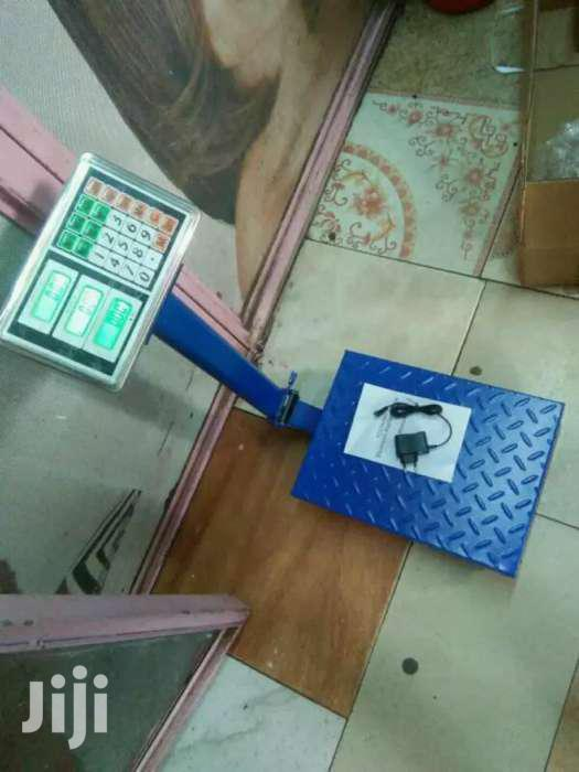150kg Electronic Price Platform Scale | Store Equipment for sale in Nairobi Central, Nairobi, Kenya