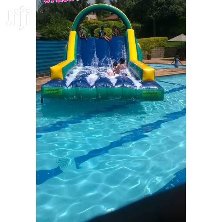 Archive: Water Slide Dor Hire