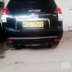 Toyota Land Cruiser Prado 2012 Black | Cars for sale in Mombasa, Kisauni