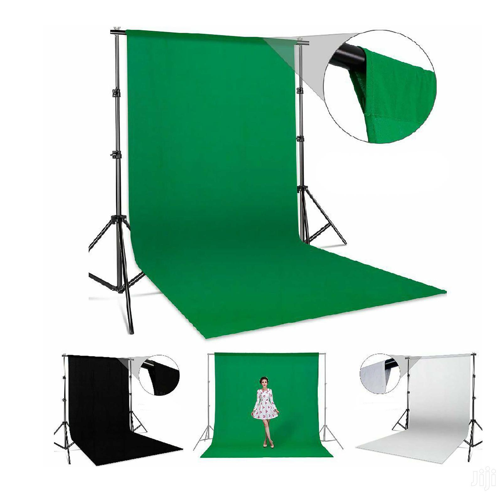 Photography Studio Background Support System Kit