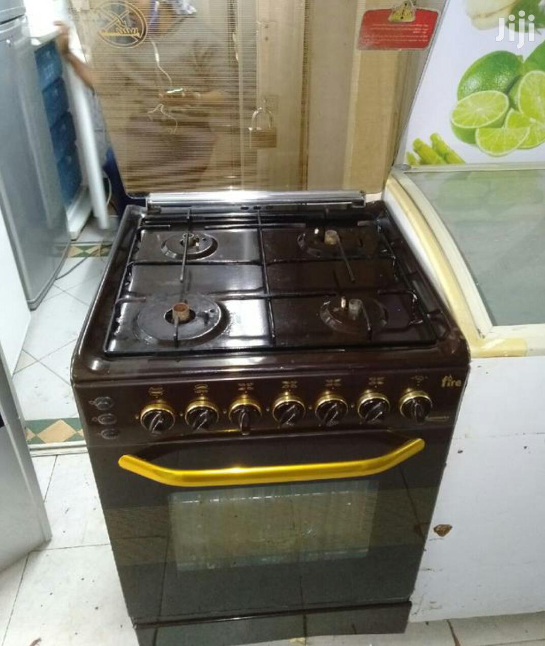 New 4 Burner Gas Cooker