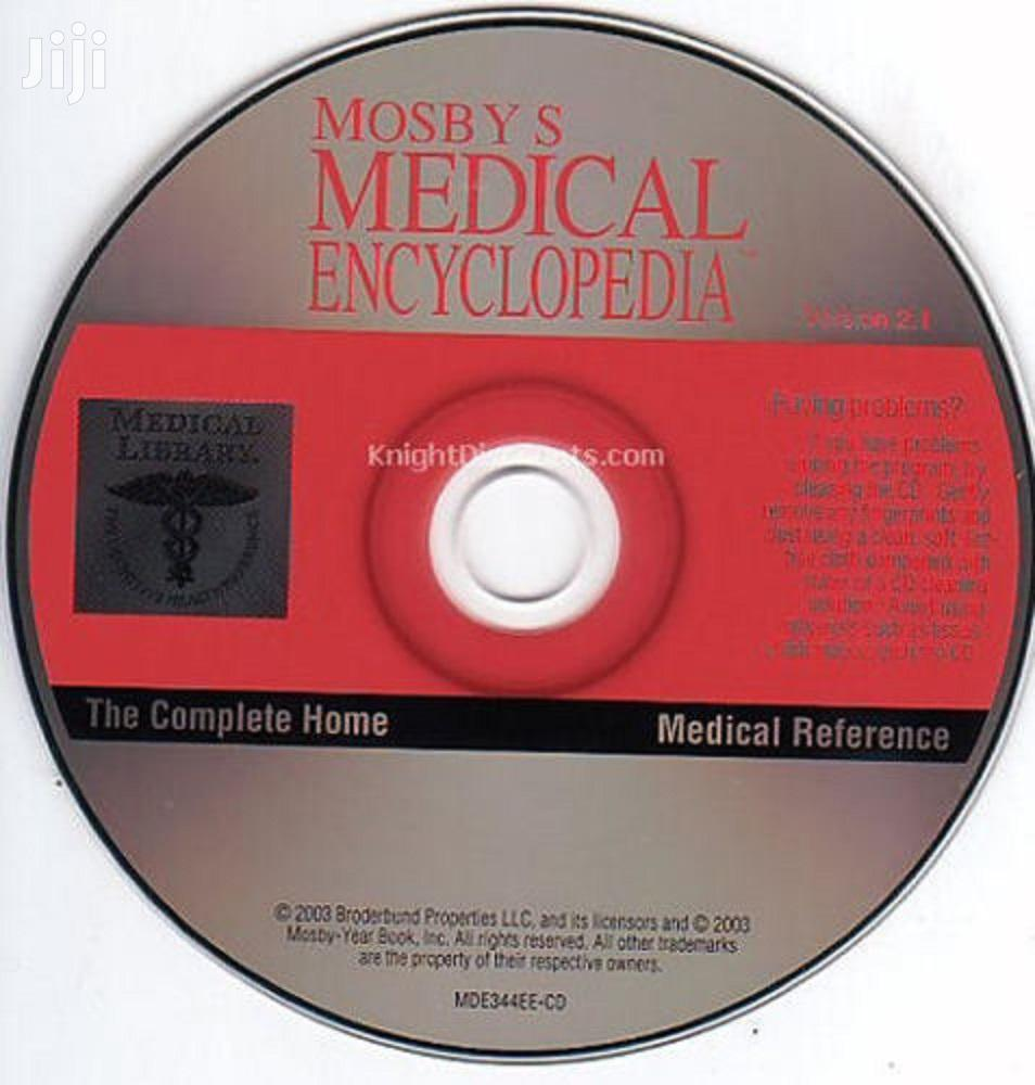 Mosby's Medical Dictionary CD