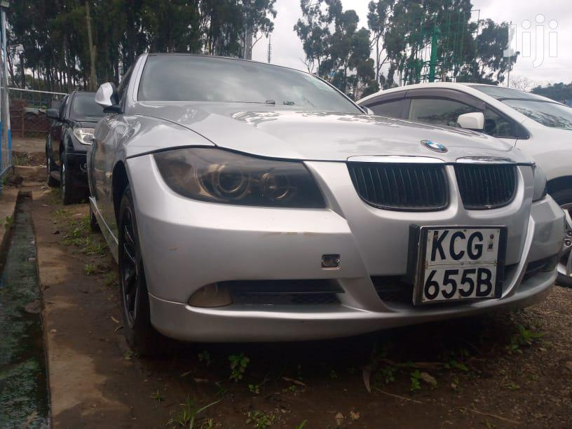 Archive: BMW 320i 2008 Silver