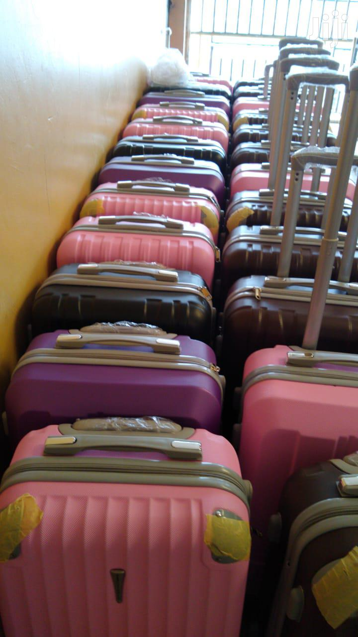 Hardy High Quality Fibre Suitcases On Offer.