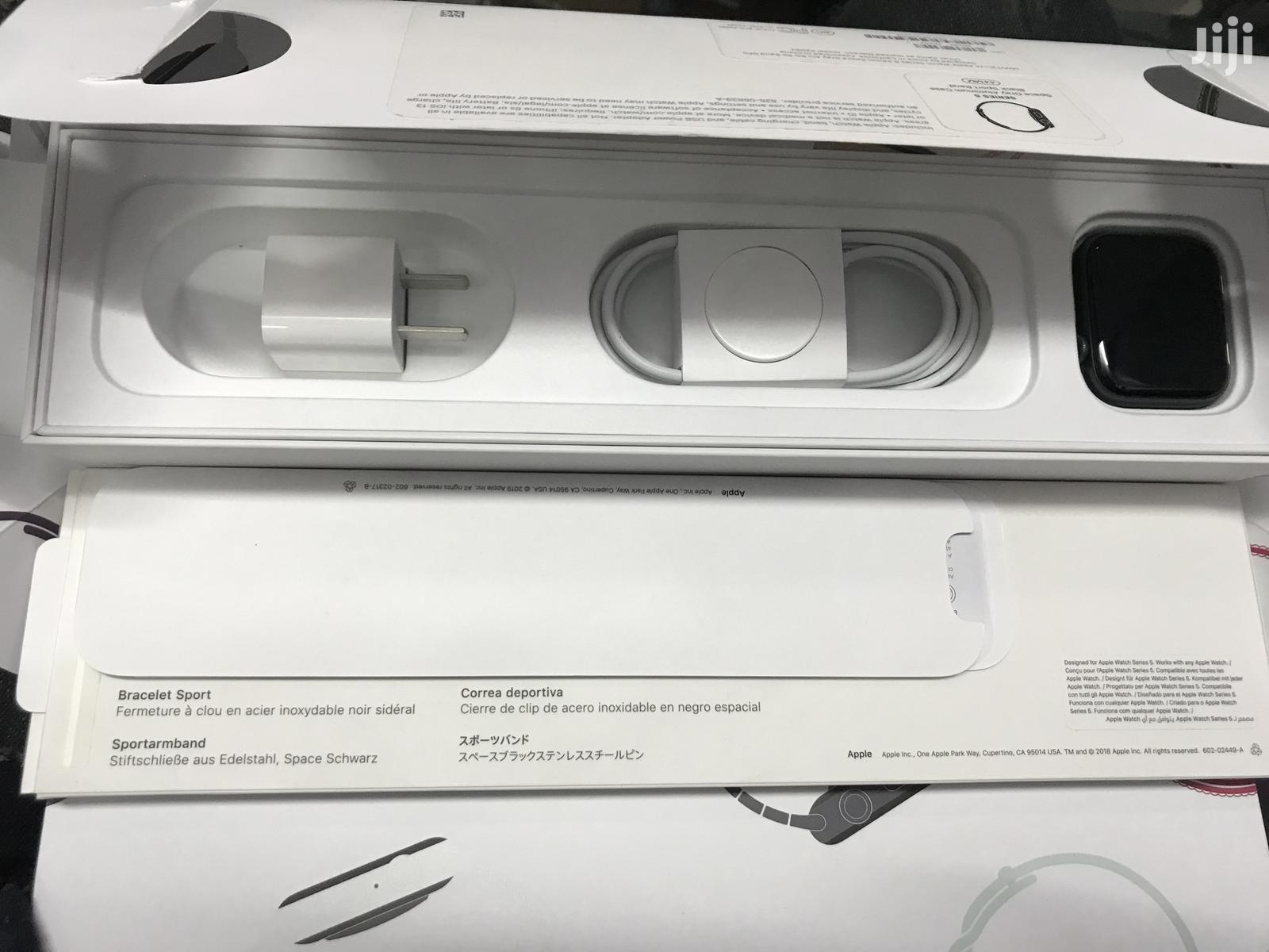 Apple Series 5 44mm Space Grey | Smart Watches & Trackers for sale in Nairobi Central, Nairobi, Kenya