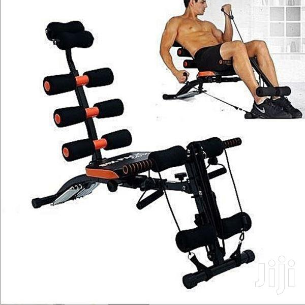 6 Pack Care Without Pedals Exercise Fitness