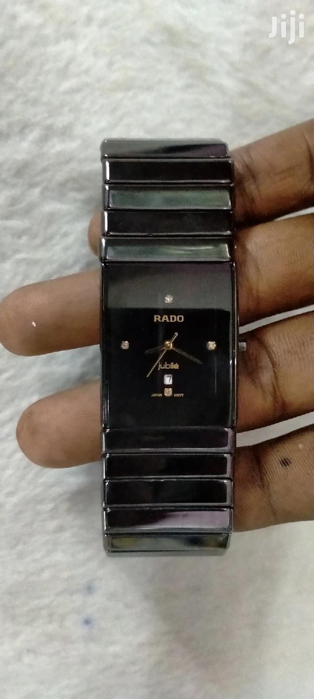 Quality Gents Rado Watch