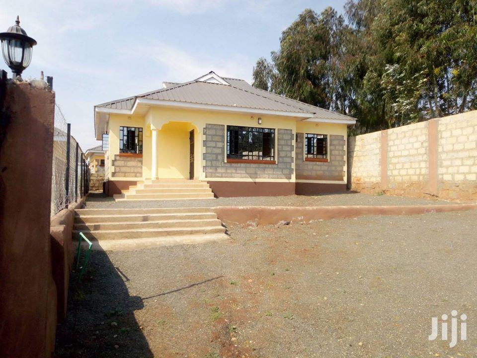 Three Bedrooms Bungalow To Rent In Ngong, Kibiko