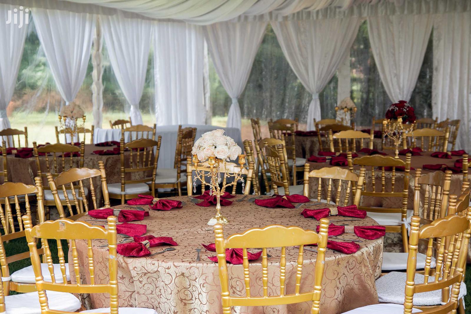 Premium Wedding Decor Services