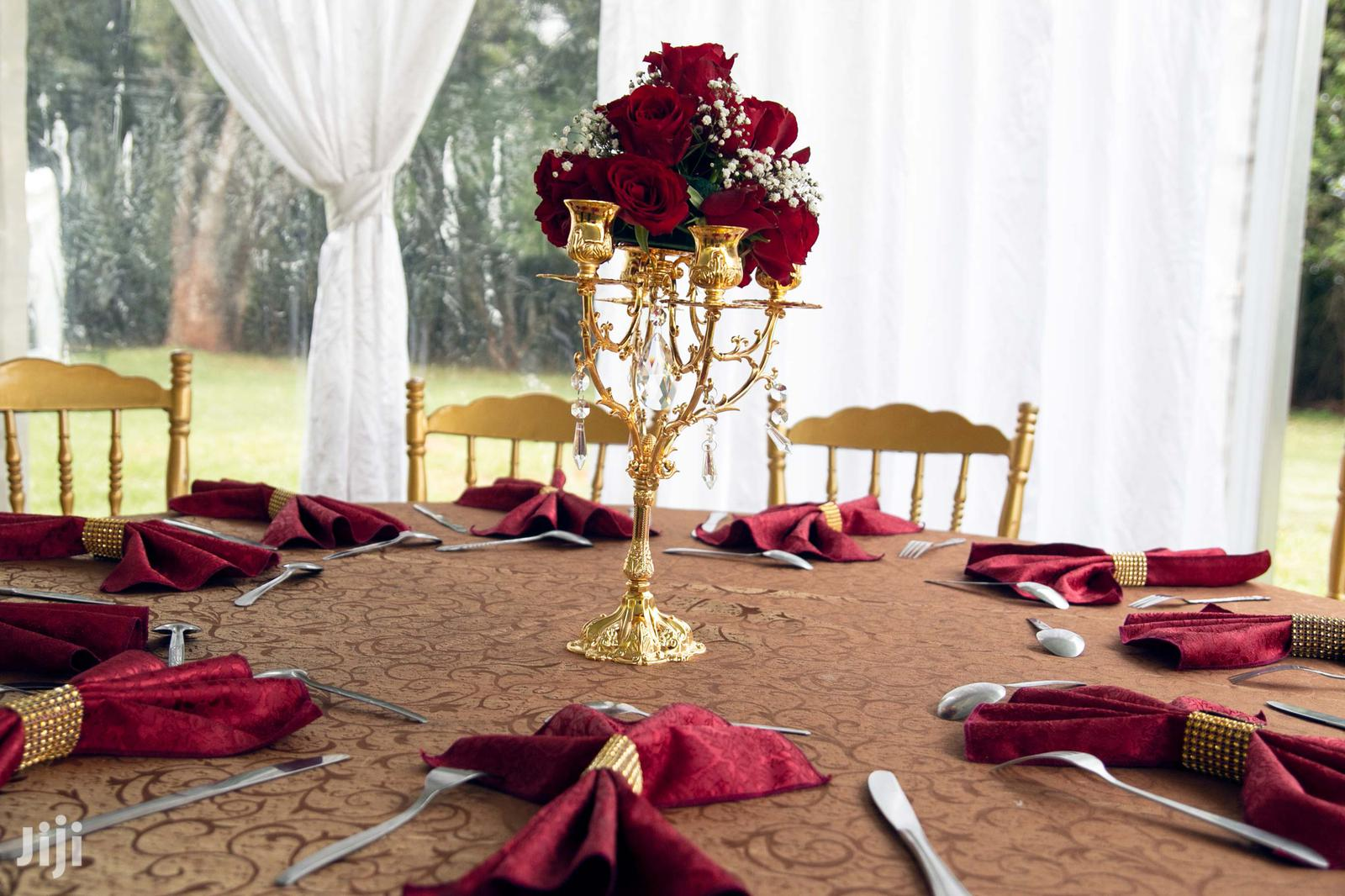 Premium Wedding Decor Services | Party, Catering & Event Services for sale in Roysambu, Nairobi, Kenya