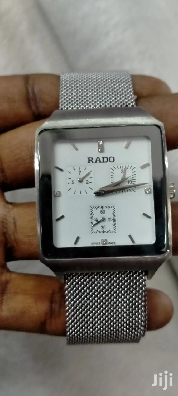 Unique Quality Rado Gents Watch