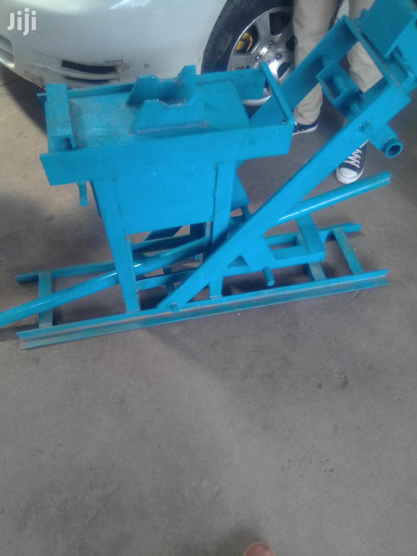 Soil Brick Interlocking Machine | Manufacturing Equipment for sale in Njiru, Nairobi, Kenya