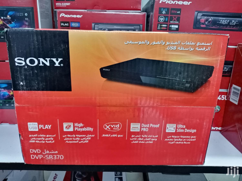 High Playability SONY DVD/CD/DVD Player DVP-SR370, USB Input