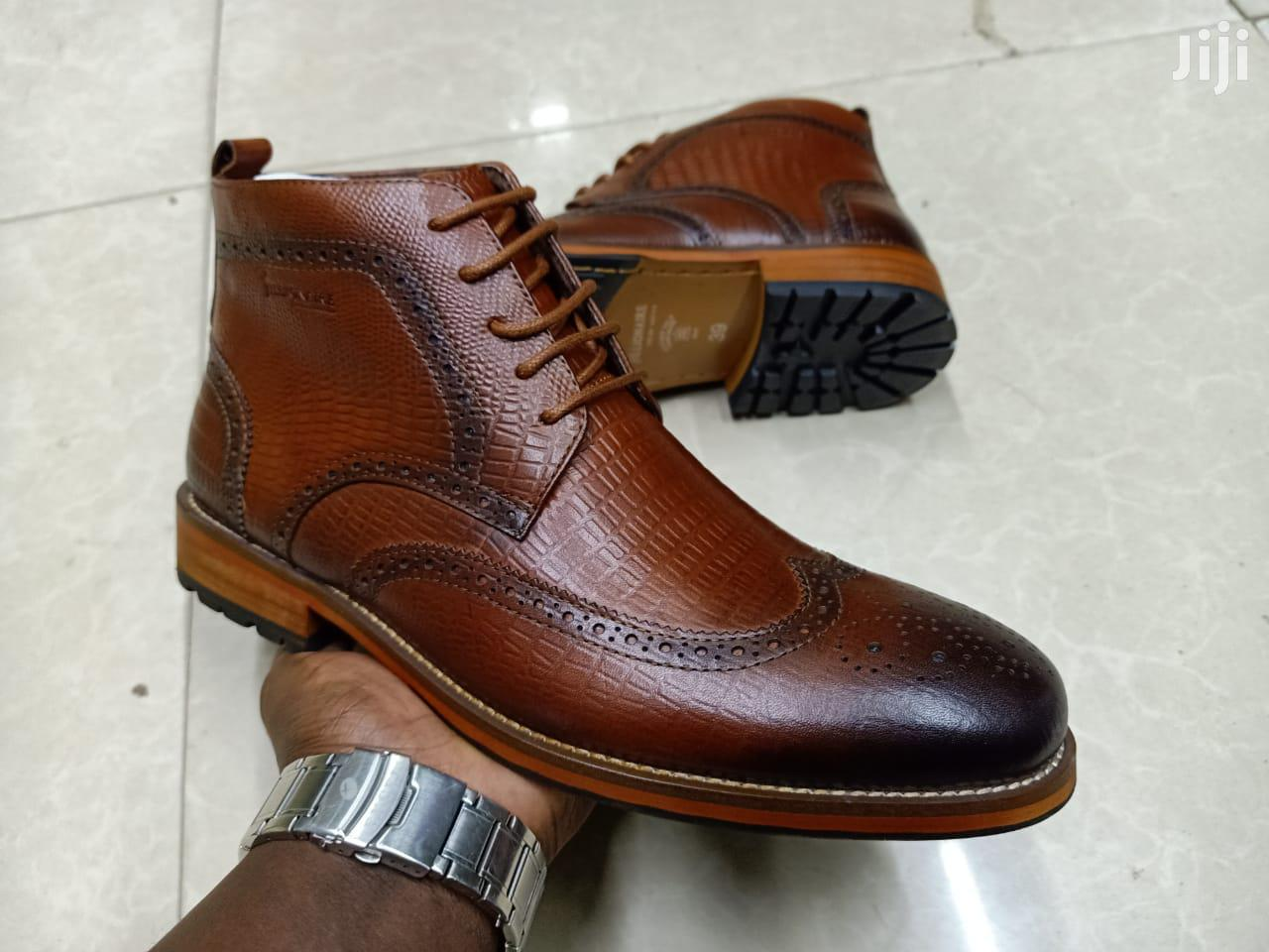 Pure Leather Boots