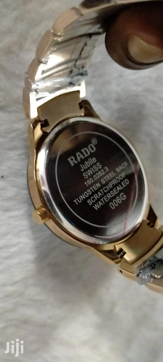 Unique Quality Rado Gents Watch | Watches for sale in Nairobi Central, Nairobi, Kenya