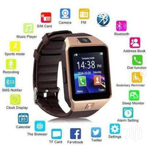 Bluetooth Smartwatch With Simcard And Memcard Option Camera | Smart Watches & Trackers for sale in Nairobi, Nairobi Central
