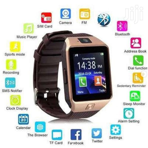 Bluetooth Smartwatch With Simcard And Memcard Option Camera
