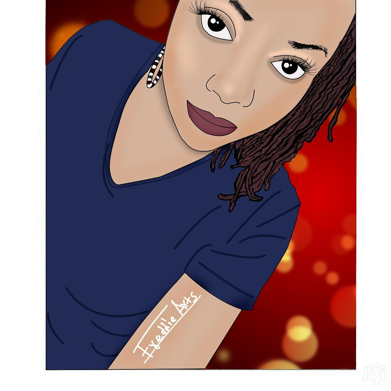 Digital Illustrations And Drawing | Other Services for sale in Embakasi, Nairobi, Kenya