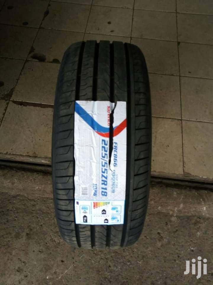 225/55 R18 Saferich Tyre 102 W