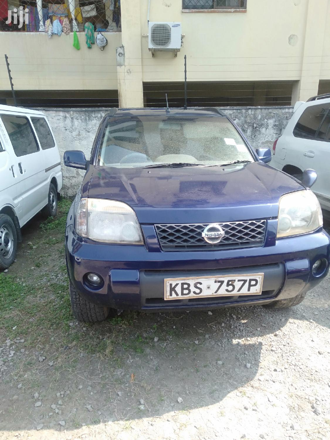 Nissan X-Trail 2006 Blue