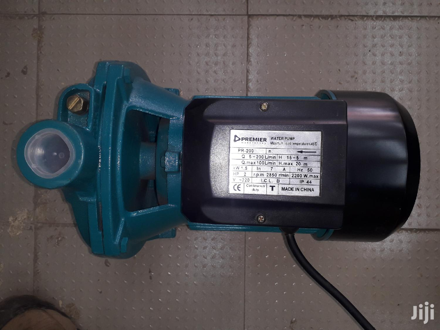 Booster Pumps Brand New/Hose Reels Applicable
