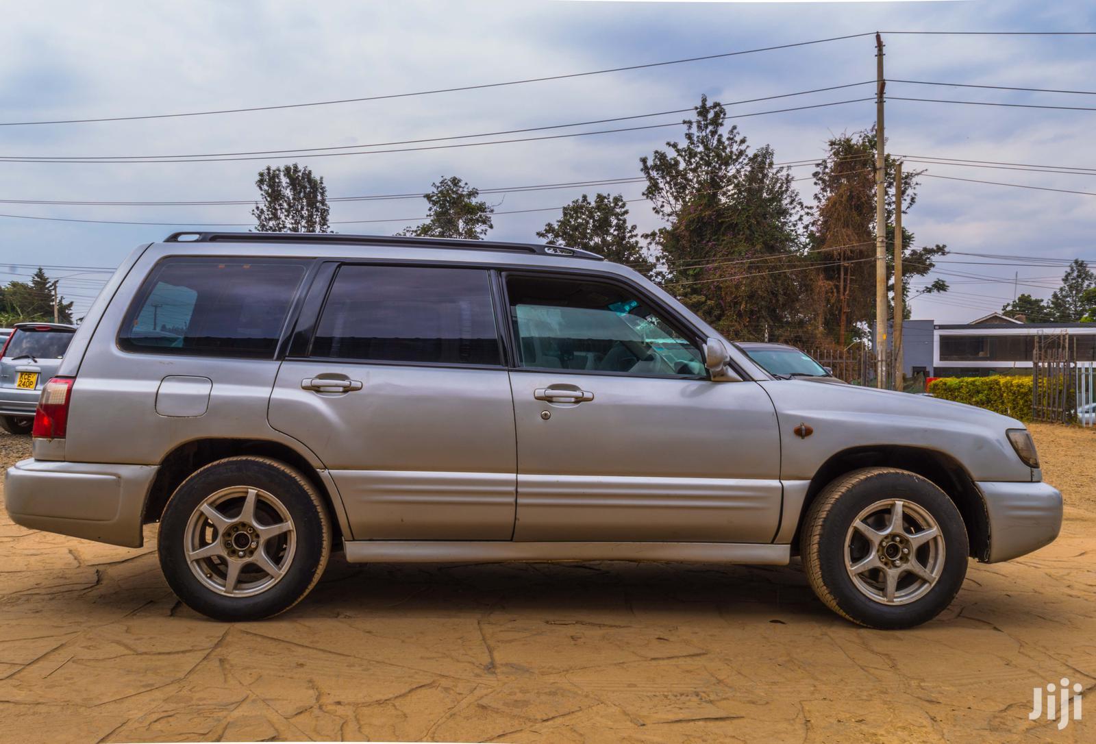 Subaru Impreza 2002 Gray | Cars for sale in Township E, Kiambu, Kenya