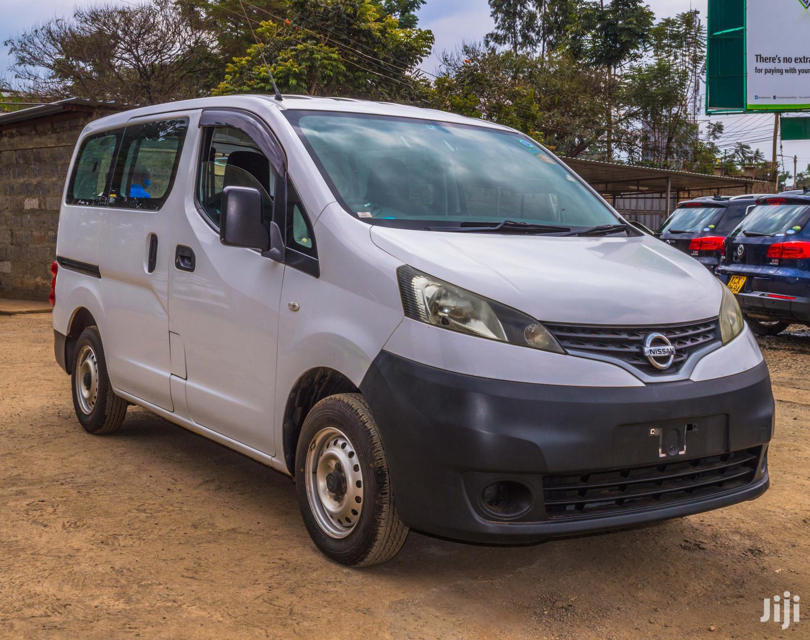 Nissan NV200 2012 White | Buses & Microbuses for sale in Township E, Kiambu, Kenya