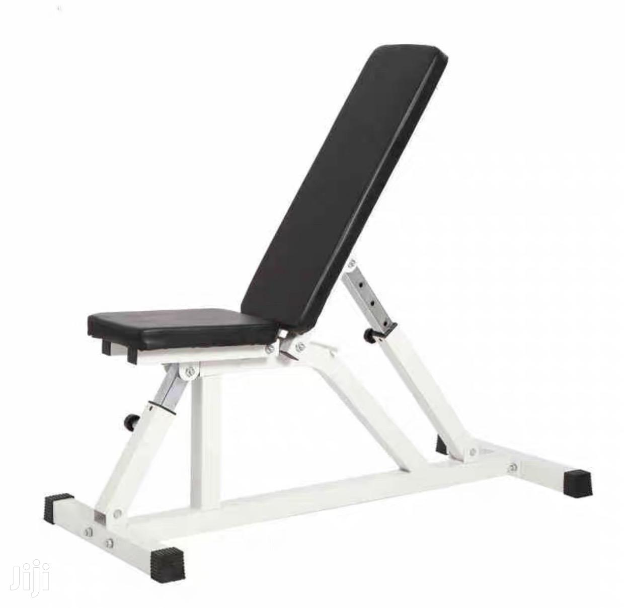 Archive: Incline Bench