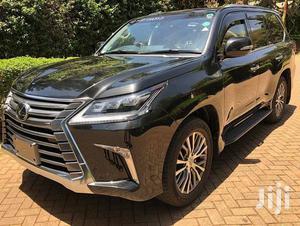 New Lexus LX 570 2016 Black | Cars for sale in Nairobi, Nairobi Central