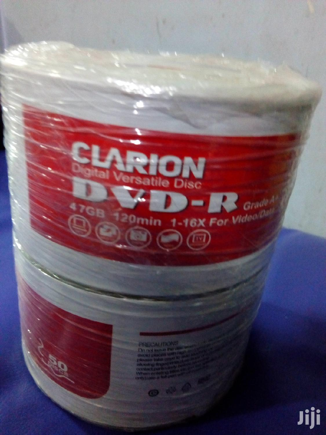 DVD R.. (Clarion)