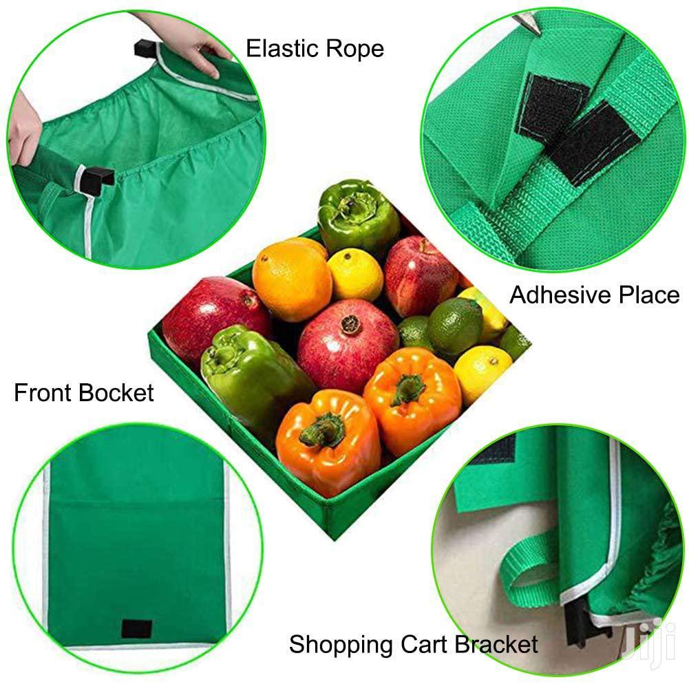 2 Pack Reusable Shopping Trolley Bags Grab | Bags for sale in Nairobi Central, Nairobi, Kenya