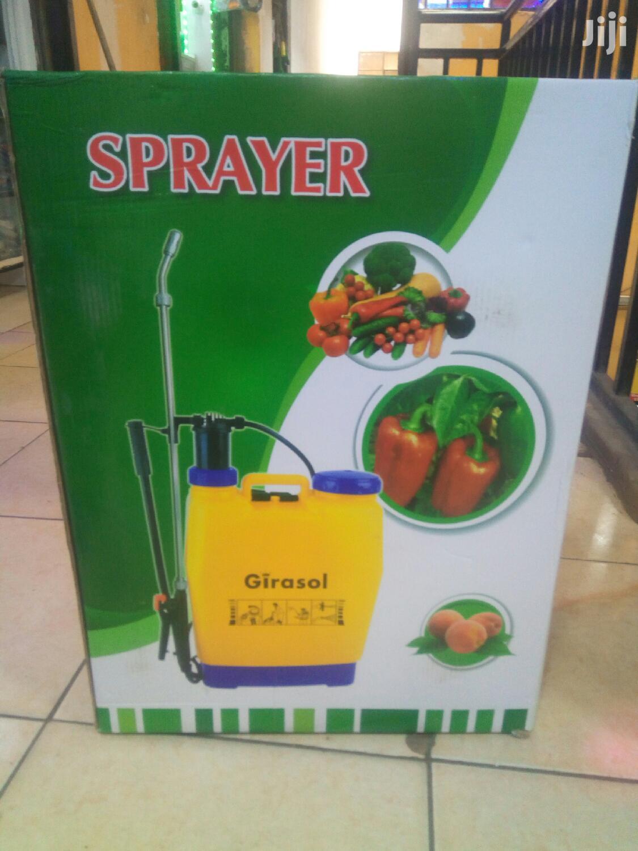 Knapsack Sprayer