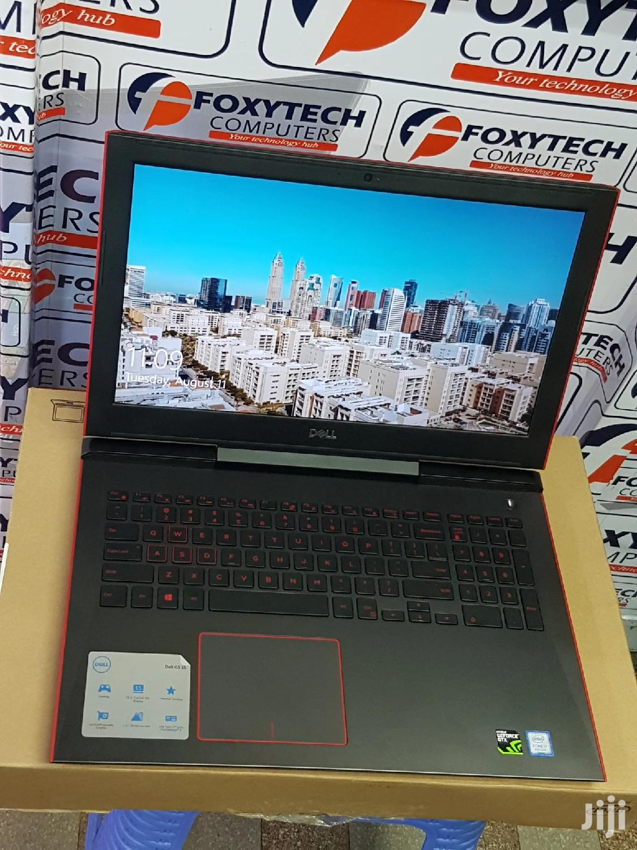 New Laptop Dell G5 16GB Intel Core I7 SSHD (Hybrid) 1T