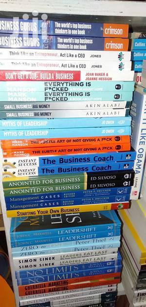 Motivational, Self Help, Business Books | Books & Games for sale in Nairobi, Nairobi Central