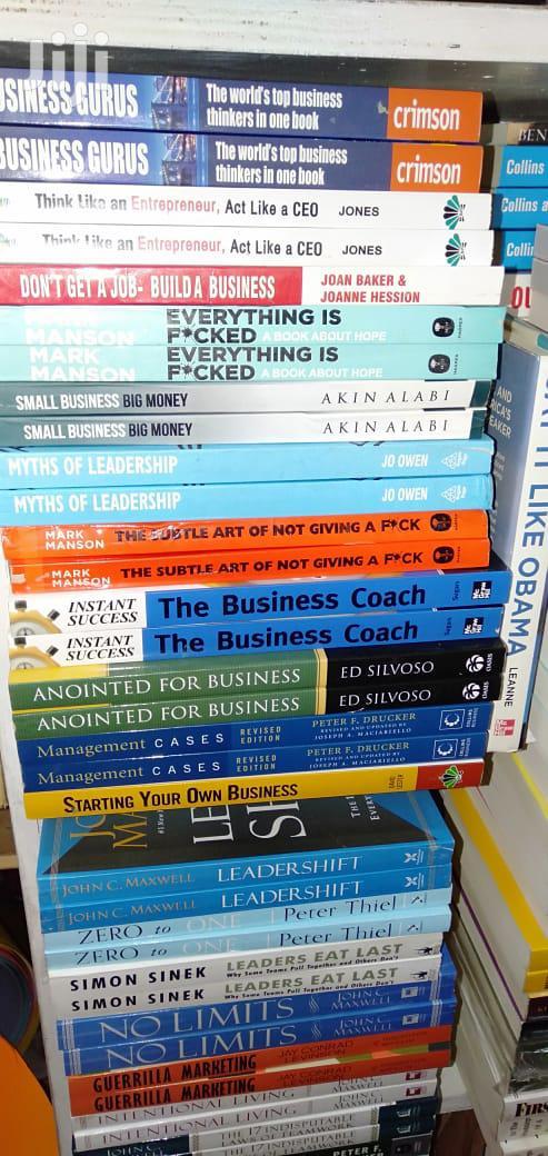 Motivational, Self Help, Business Books