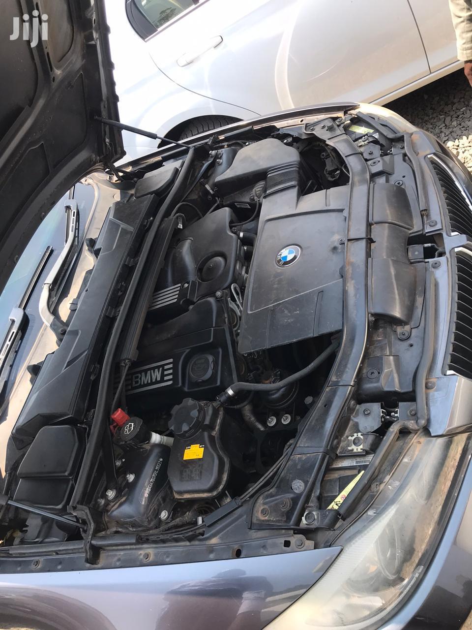 BMW 320i 2008 Gray | Cars for sale in Embakasi, Nairobi, Kenya
