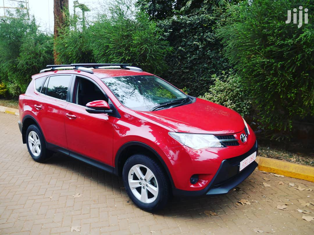 Toyota RAV4 2013 Red | Cars for sale in Runda, Nairobi, Kenya
