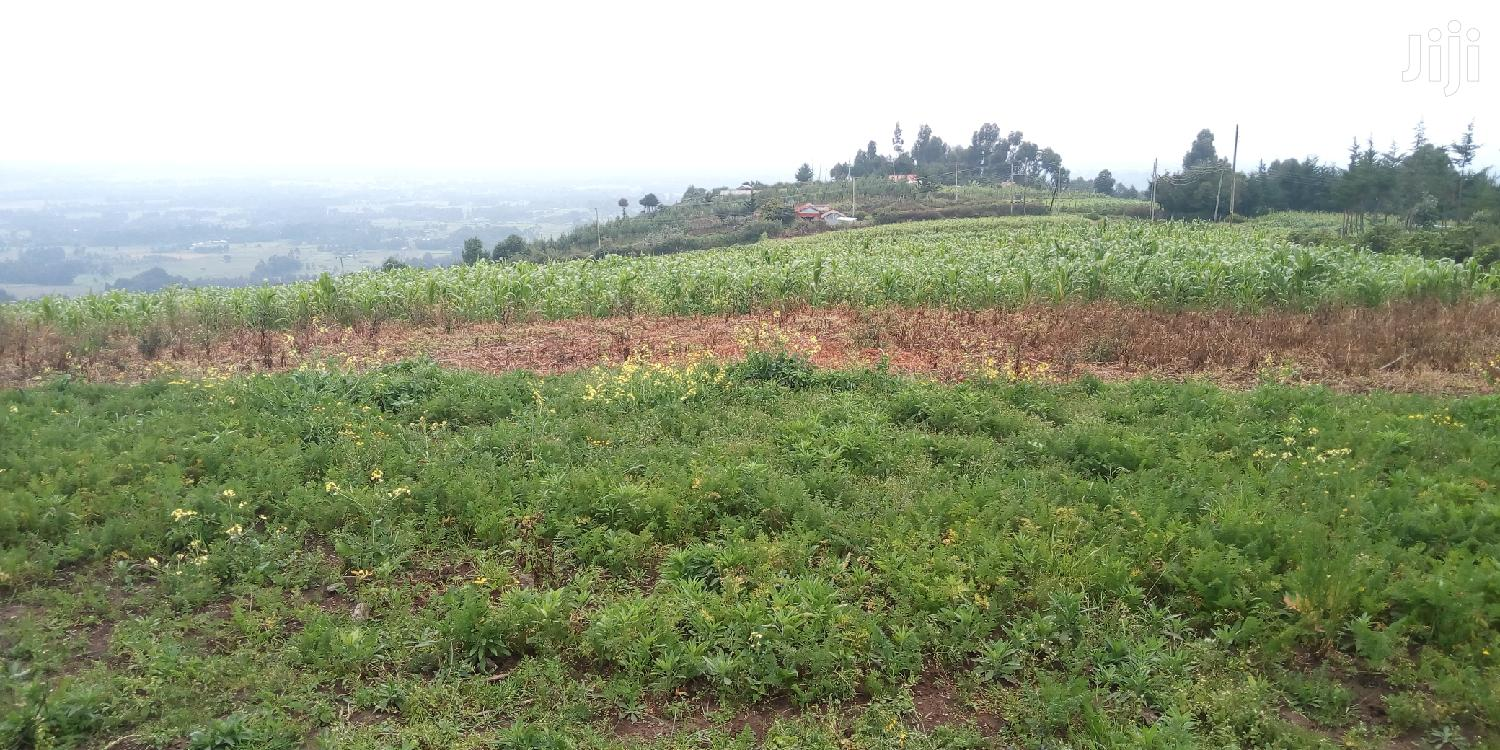 60 Acres For Lease In Kipipiri | Land & Plots for Rent for sale in Kipipiri, Nyandarua, Kenya