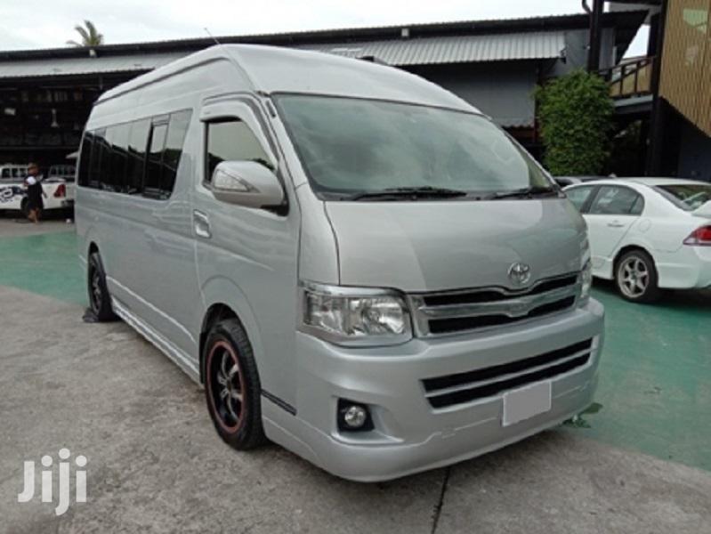 Toyota Hiace 9l Box Matatu Manual Diesel