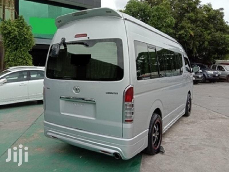 Toyota Hiace 9l Box Matatu Manual Diesel | Buses & Microbuses for sale in Parklands/Highridge, Nairobi, Kenya
